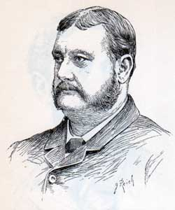 Captain Francis S. Land