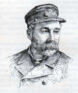 Captain George Siddons Murray