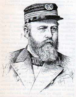 Captain Julius Barre