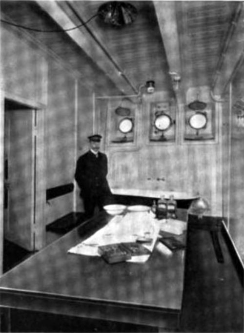 Photo08 - The Surgeons Operating Room On A Modern Steamship