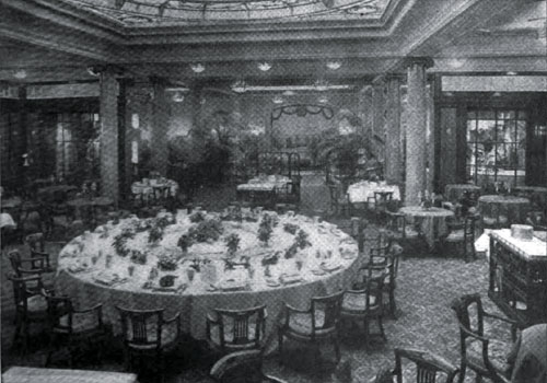 Photo05 - The Ritz Restaurant Of The Imperator