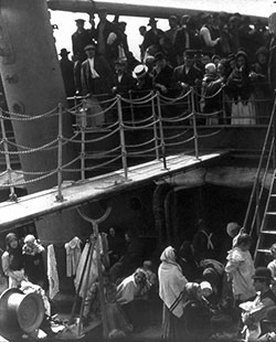 The Steerage, photograph by Alfred Stieglitz 1907