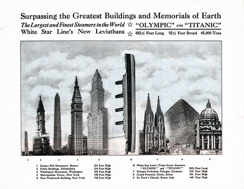 Surpassing the Greatest Buildings and Memorials of Earth