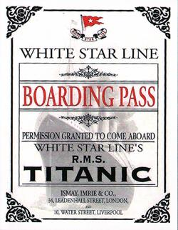 RMS Titanic Collection