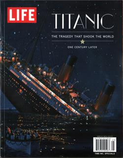 Front Cover, Titanic: The Tragedy That Shook The World - One Century Later (2012)