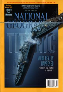 Titanic: What Really Happened - Exclusive New Photos of the Wreck