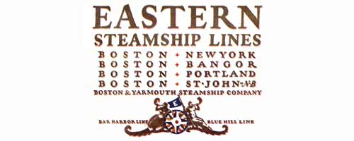 Eastern Steamship Lines Historical Archives