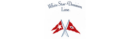 Passenger Lists of the White Star Dominion Line Available at the Gjenvick-Gjønvik Archives