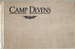 Camp Devens Photographed and Described