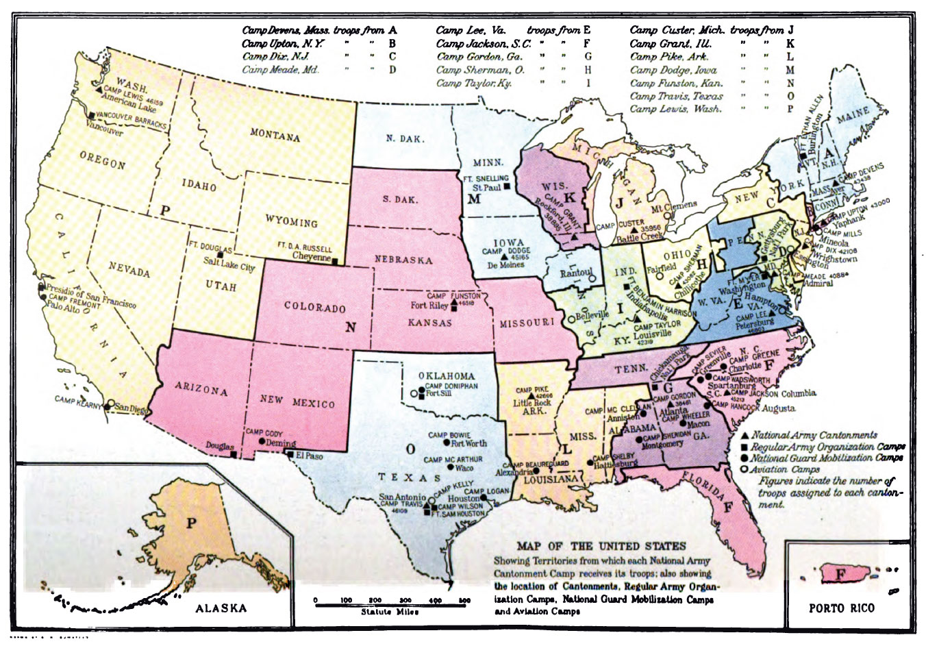 Map Us Army Bases Maps Of USA First US Army US To Beef Up - Baronerocks mycosis map of us