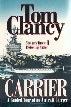 Carrier: Guided Tour of an Aircraft Carrier