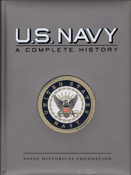 U.S. Navy : A Complete History