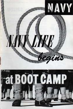 Navy Life Begins At Boot Camp