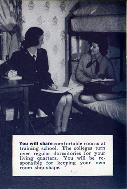 share comfortable rooms