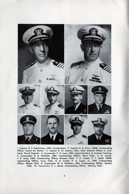 Naval Officer Photo Array