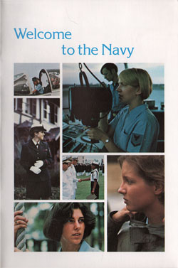 Welcome to the Navy - Women at Orlando Naval Training Center
