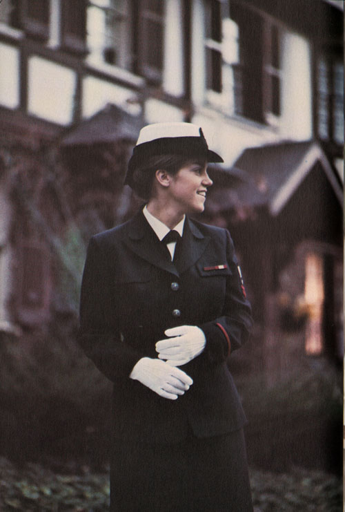Women Recruits At Orlando Naval Training Center | GG Archives