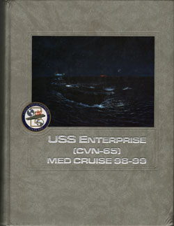 United States Navy Carrier Cruise Deployment Books