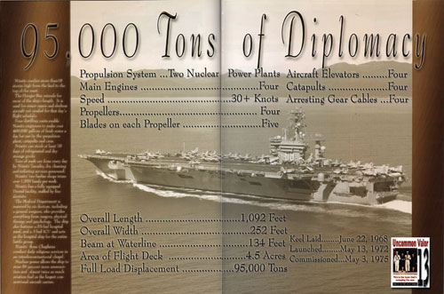 95000 Tons of Diplomacy