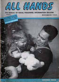 December 1945 Issue All Hands Magazine
