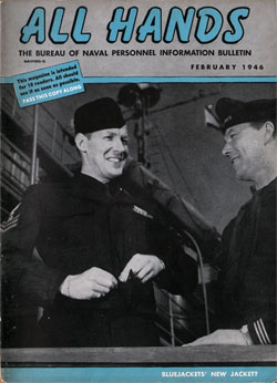 March 1946 Issue All Hands Magazine