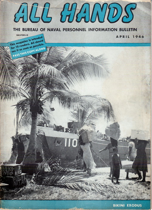 April 1946 Issue All Hands Magazine