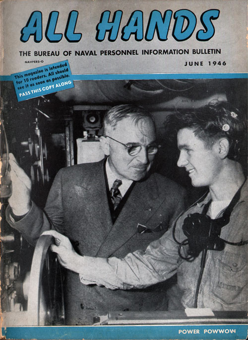 June 1946 Issue All Hands Magazine
