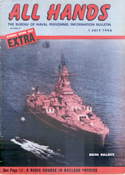 July 1946 Extra Edition Issue All Hands Magazine