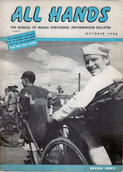 October 1946 Issue All Hands Magazine