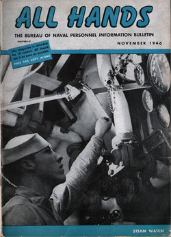 November 1946 Issue All Hands Magazine
