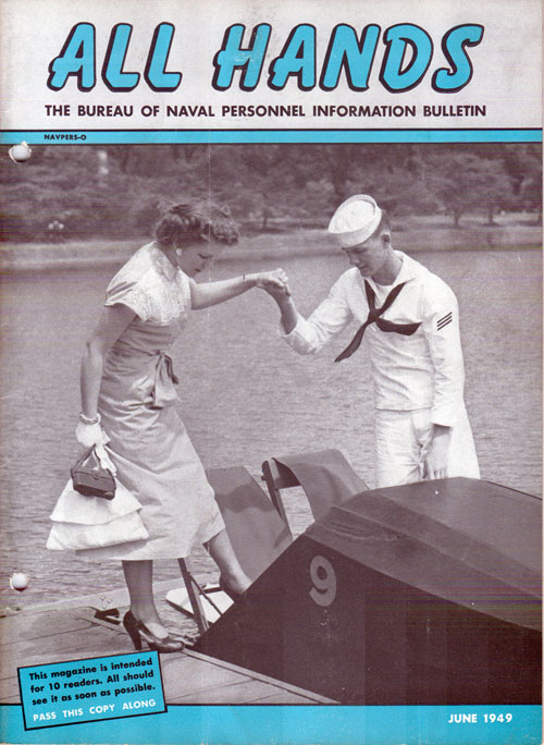 June 1949 Issue All Hands Magazine