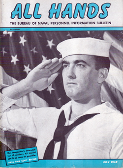 July 1949 Issue All Hands Magazine