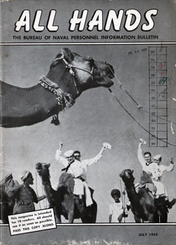 1955-07 All Hands Magazine