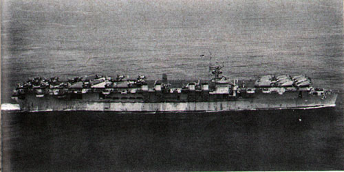 CVLs LIKE USS Cowpens (CVL 25) and CVEs like USS Sangamon (CVE 26) were small but played big role in WW II.
