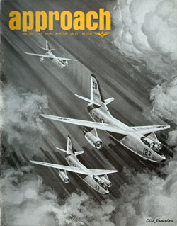 May 1966 Approach: The Naval Aviation Safety Review Magazine