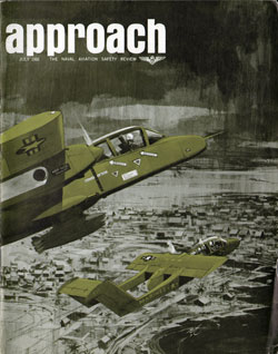 July 1966 Approach: The Naval Aviation Safety Review Magazine