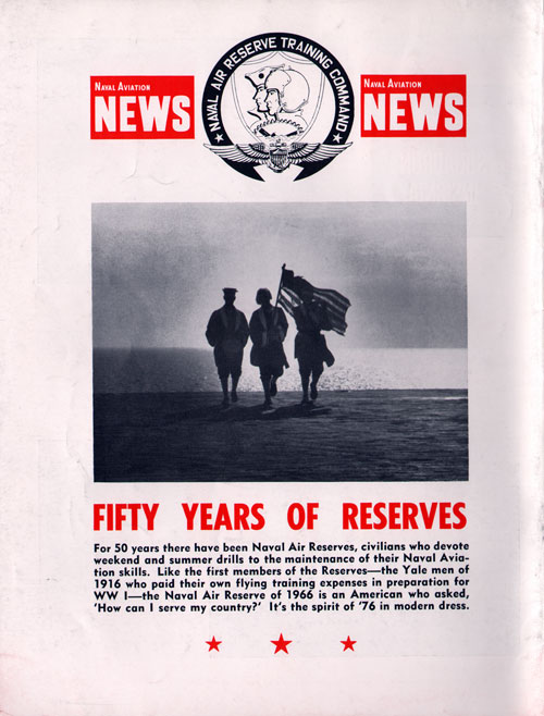 FIFTY YEARS OF RESERVES