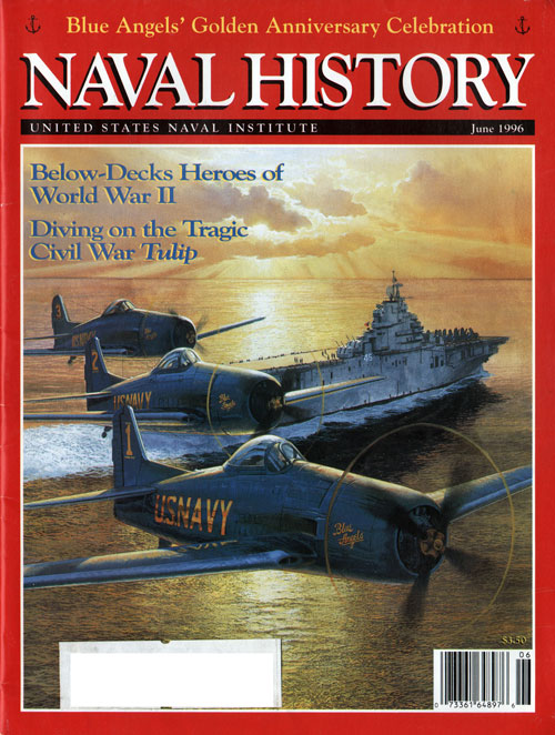 NAVAL HISTORY MAGAZINE - OCTOBER  2016