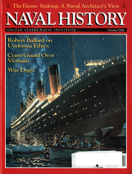 NAVAL HISTORY MAGAZINE - APRIL  2016