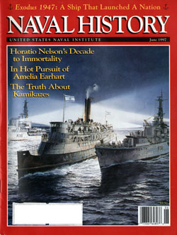 June 1997 Issue of Naval History Magazine