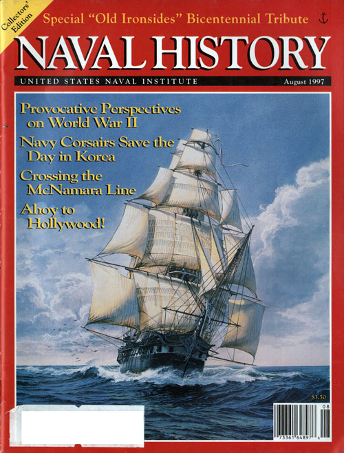 August 1997 Naval History Magazine