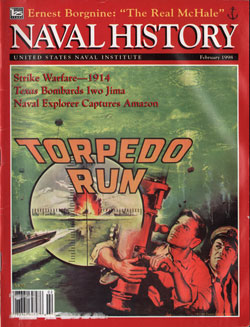 February 1998 Issue of Naval History Magazine