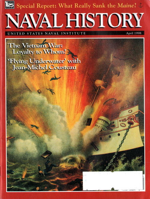April 1998 Naval History Magazine