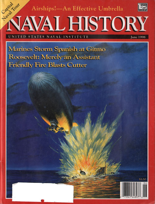 June 1998 Naval History Magazine