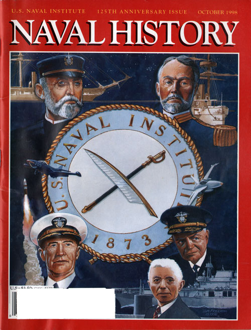 October 1998 Naval History Magazine