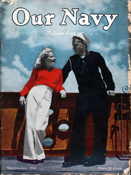 15 October 1942 Our Navy Magazine