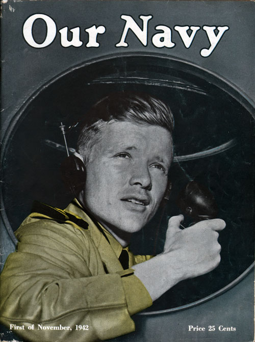 1 November 1942 Our Navy Magazine