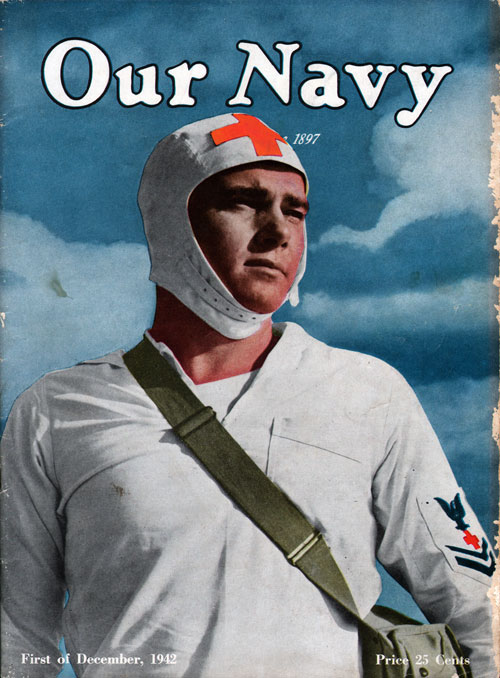 1 December 1942 Our Navy Magazine