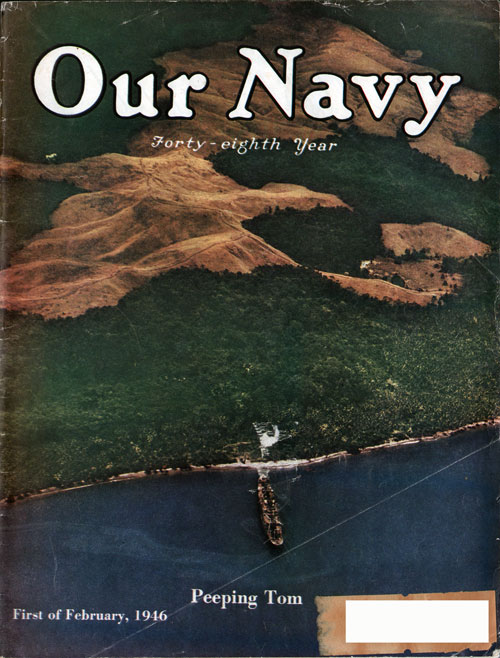 Our Navy Magazine, February 1946