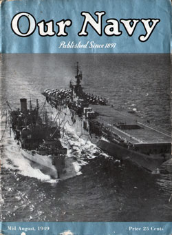 1949-08-15 Our Navy Magazine